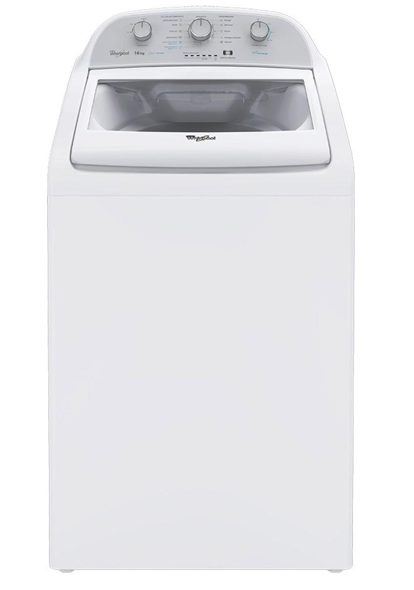 Lavadora Carga Superior con Agitador Xpert – 16 kg. – Blanca