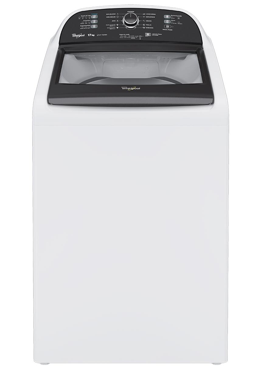 Lavadora Carga Superior – 17 kg. – Whirlpool Experta