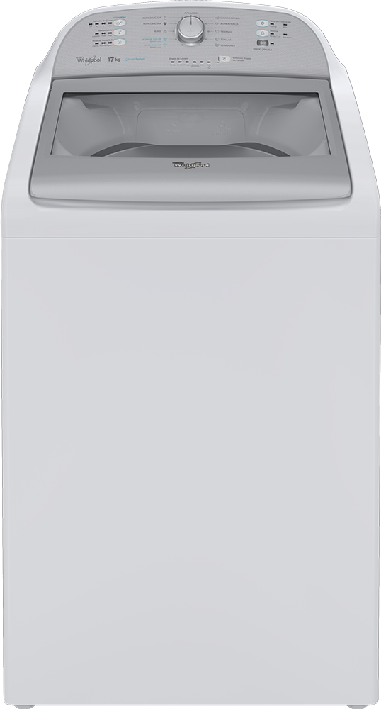 Lavadora Carga Superior – 17 Kg. – Blanco –  Whirlpool Experta