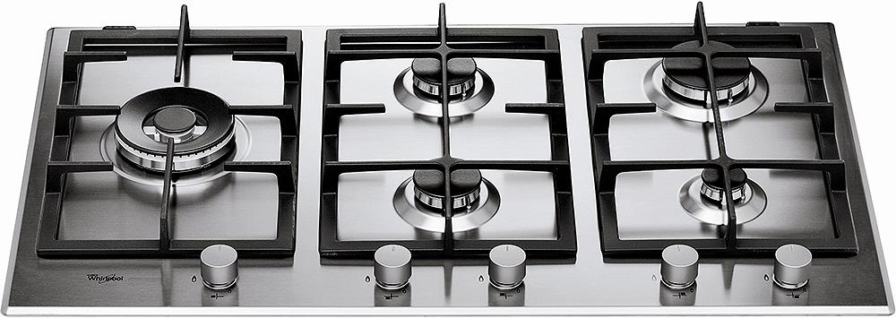 Gma9522ixl whirlpool colombia estufa de empotrar for Estufas de cocina de gas