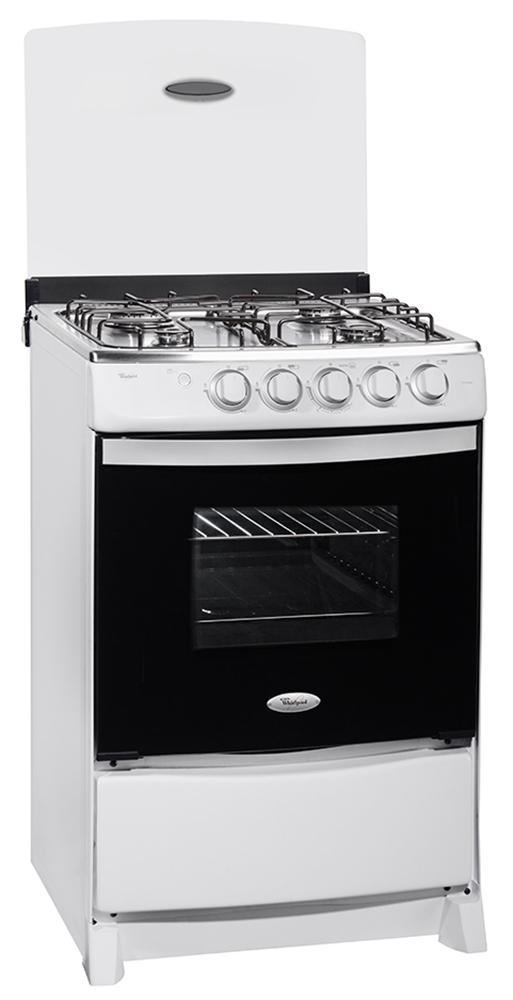 Cocina a gas – 4 quemadores, 65 Lts.