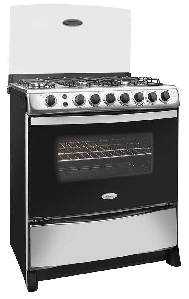 Whirlpool chile cocinas - Cocinas a gas natural ...