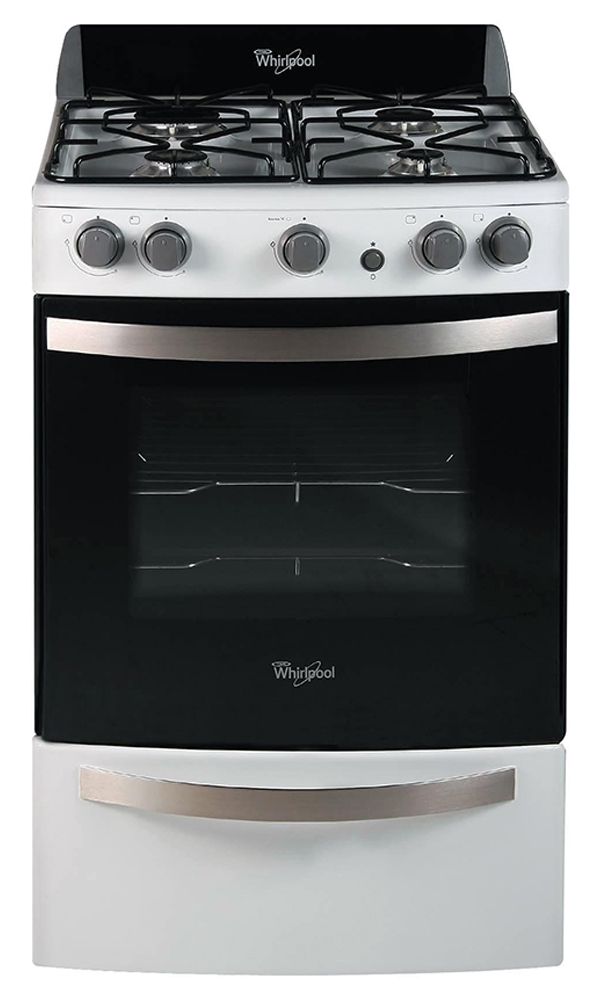Cocina – 4 hornallas – 55 Cm. – A gas