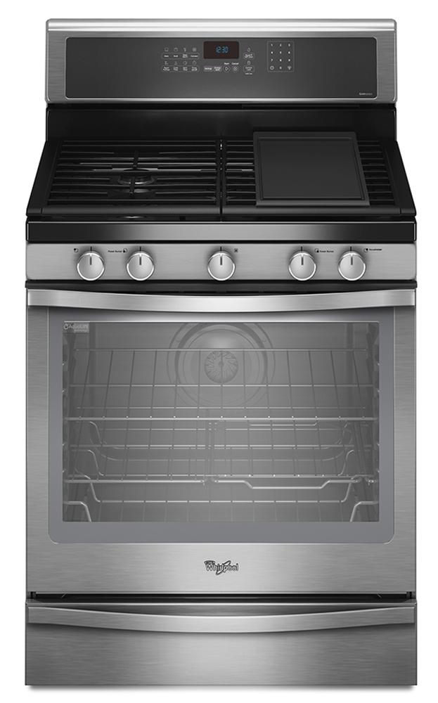 Lwf9550s whirlpool centro am rica estufa a gas lwf9550s for Estufas de cocina de gas