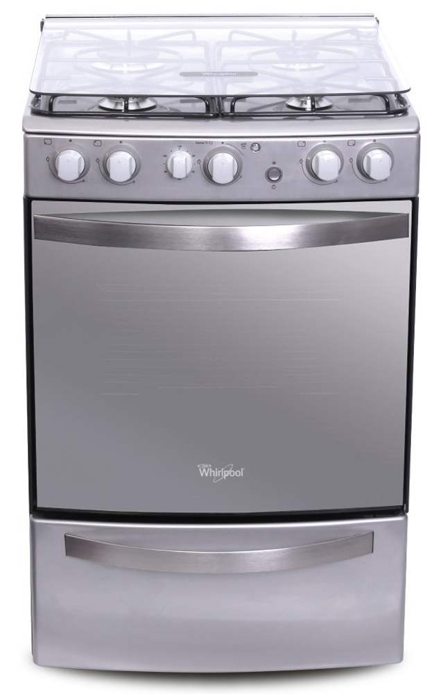 Cocina – 4 hornallas – 55 Cm. – A gas con Grill