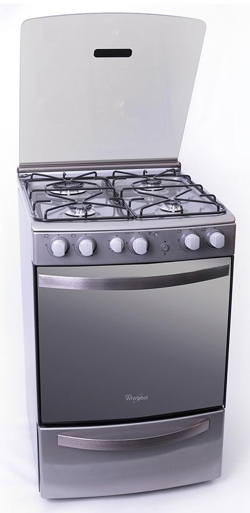 Cocina whirlpool unique grill