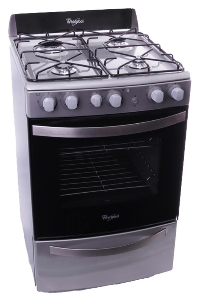 Wfx56dg whirlpool argentina cocina a gas con grill wfx56dg for Cocina y horno electrico