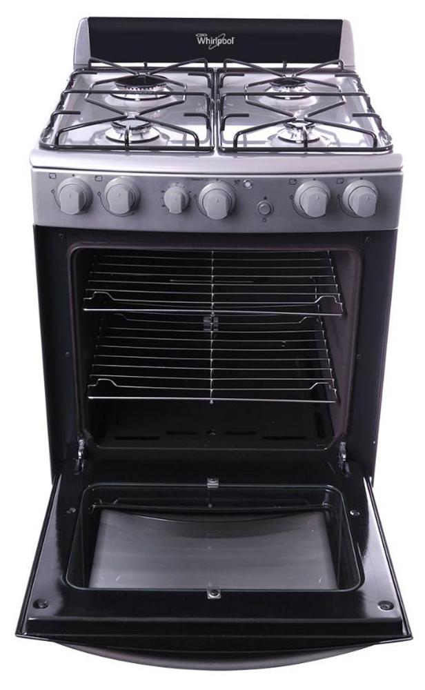 Wfx56dg whirlpool argentina cocina a gas con grill wfx56dg for Cocinas industriales modernas