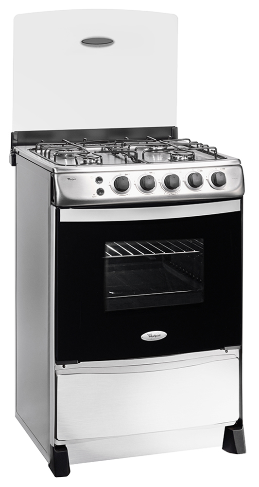 Whirlpool chile productos 4 quemadores for Encendido electronico cocina whirlpool