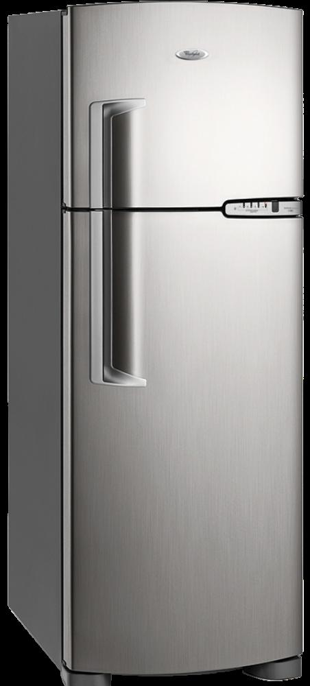 Wrm39gkbpe refrigerador no frost 350 lts whirlpool for Refrigerador whirlpool