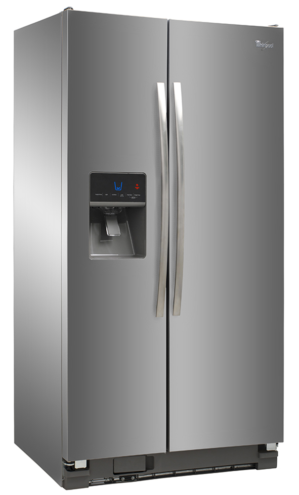 Whirlpool chile side by side for Refrigerador whirlpool