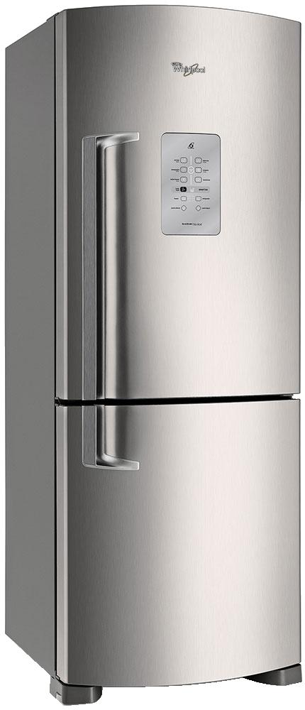 Wre50pkbpe whirlpool per refrigerador no frost wre50nrbpe for Refrigerador whirlpool