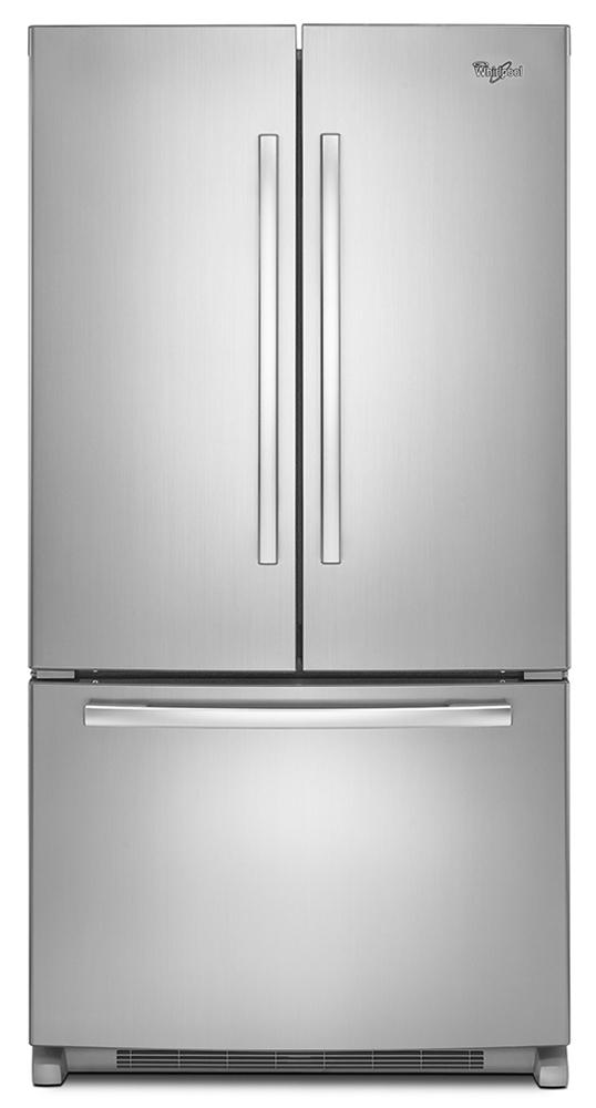 Wrf535swbm refrigerador french door 25 pc whirlpool for Refrigerador whirlpool