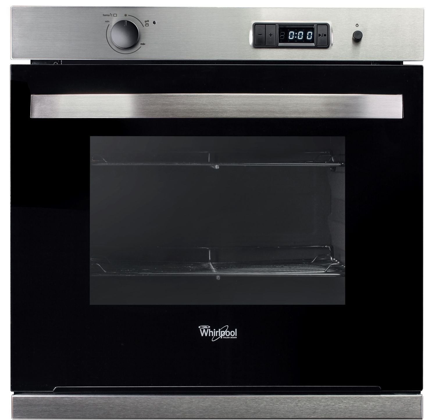 Horno empotrable a gas – 68,5 Lts. – Acero Inoxidable