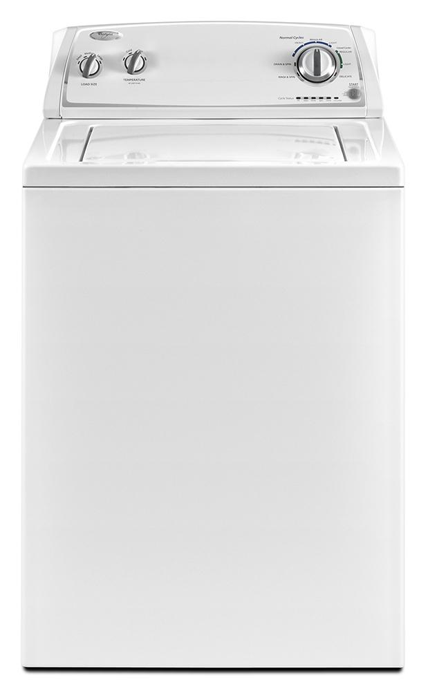 Lavadora Carga Superior con Agitador – 15kg – Blanca