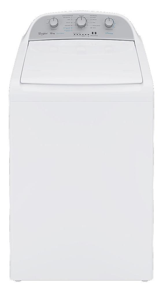 Lavadora Carga Superior con Agitador – 15 Kg. – Blanca