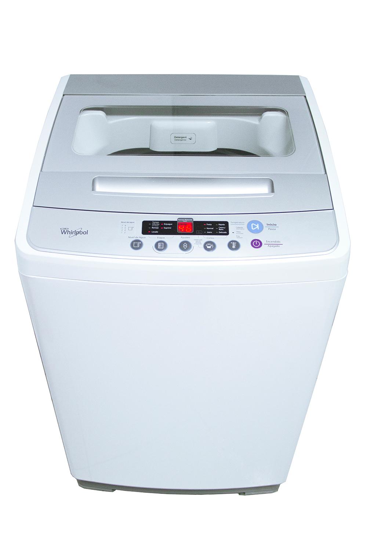 Lavadora Carga Superior – Whirlpool Efficient -10,1 kg. – Blanca