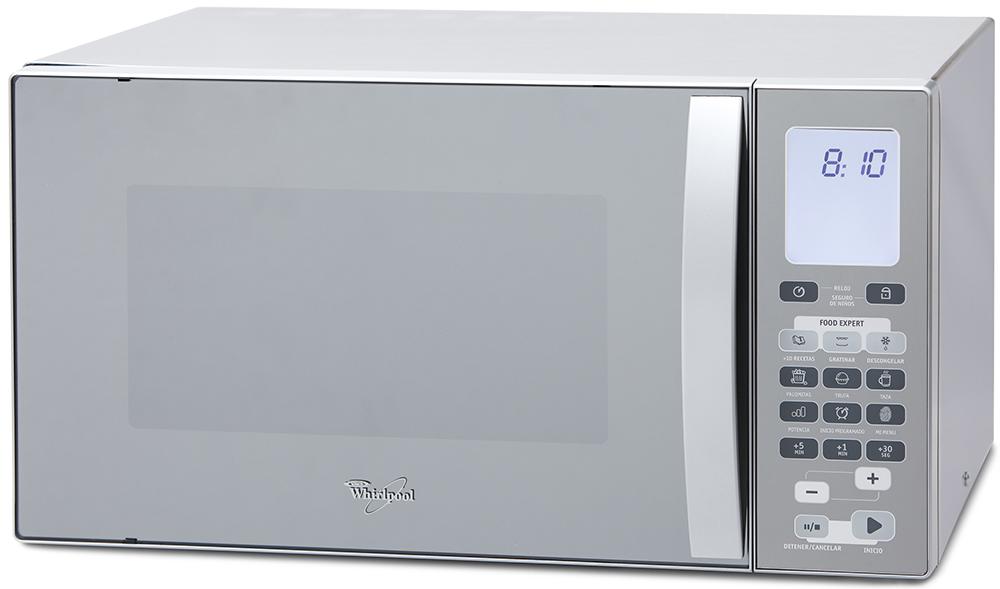Horno electrico microondas jt 359 alu whirlpool