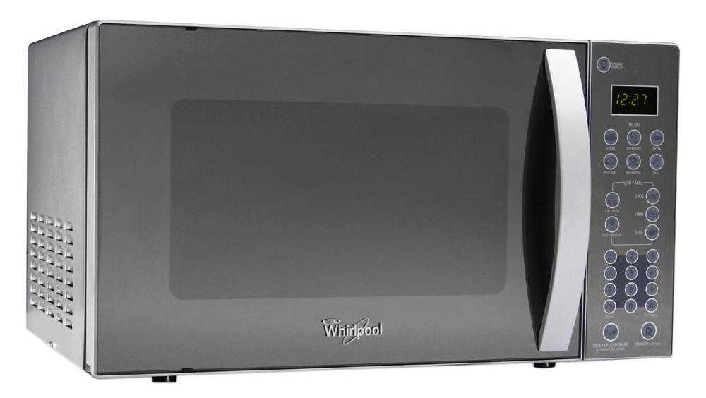 S 11 wms07zdhs microondas countertop 20 lts whirlpool - Microondas de empotrar ...