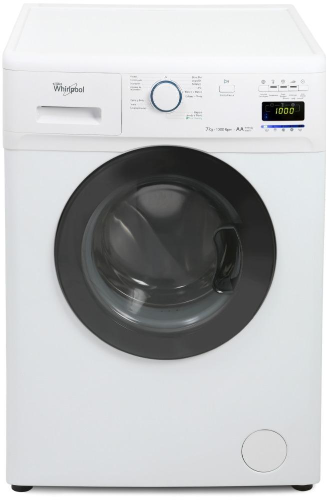 Lavarropas Carga Frontal – 7 Kg. – Blanco