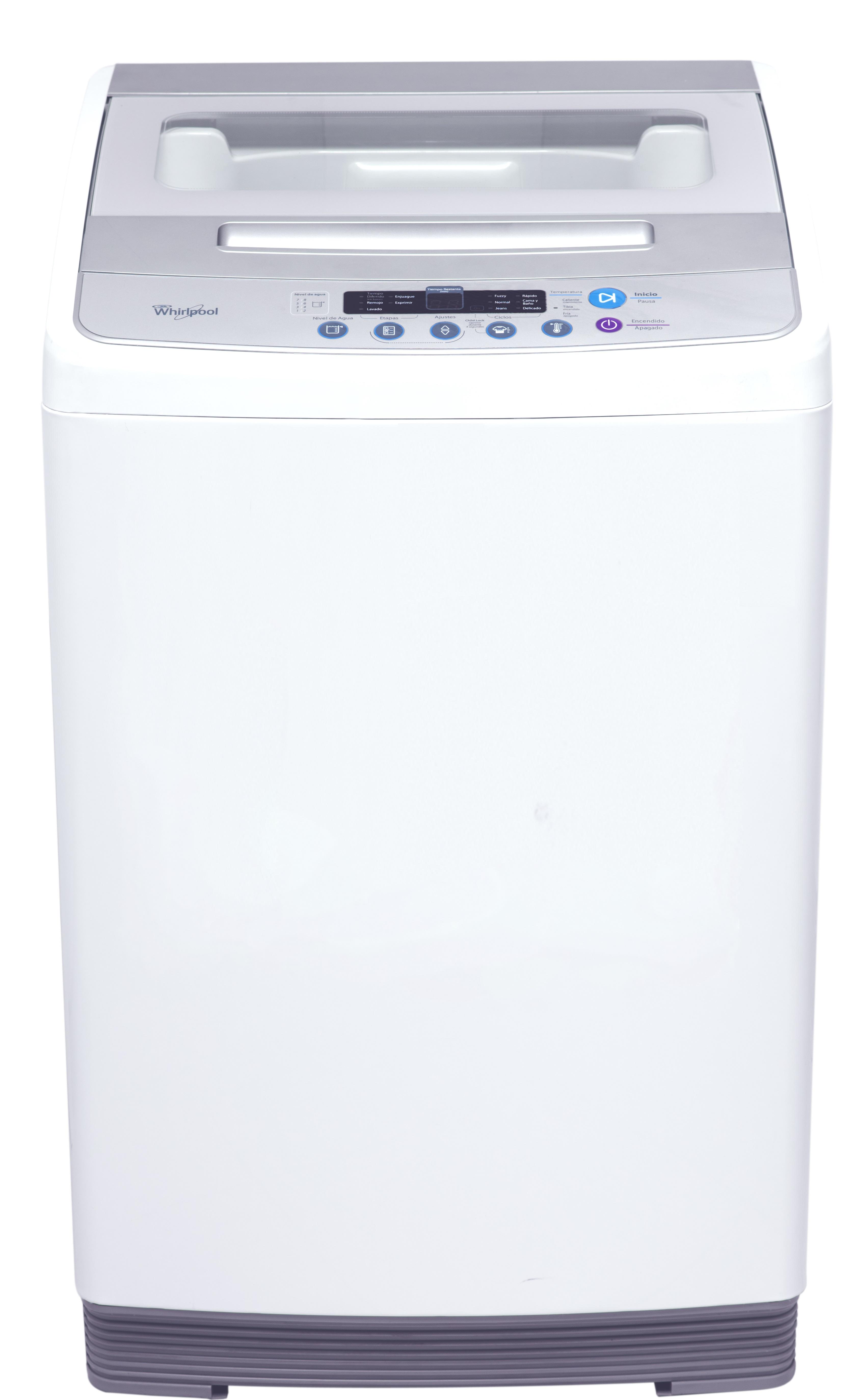 Lavarropas Carga Superior de 12 kg Blanco