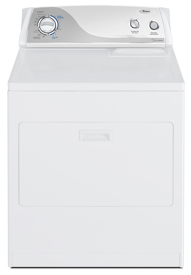 Secadora Eléctrica Carga Frontal – 16 Kg. – Blanco