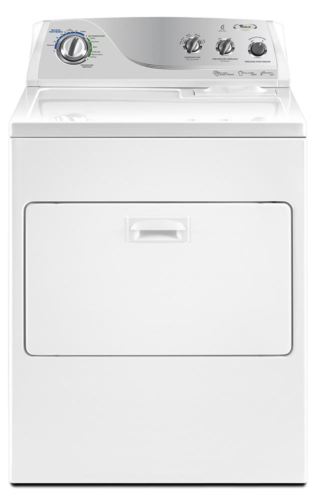 Secadora Carga Frontal – 17 kg. – Blanco