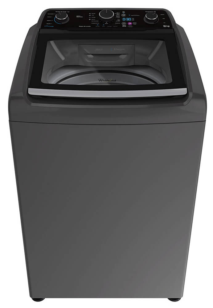 Whirlpool Intelligent c/ Jet Power – 13 Kg. – Silver