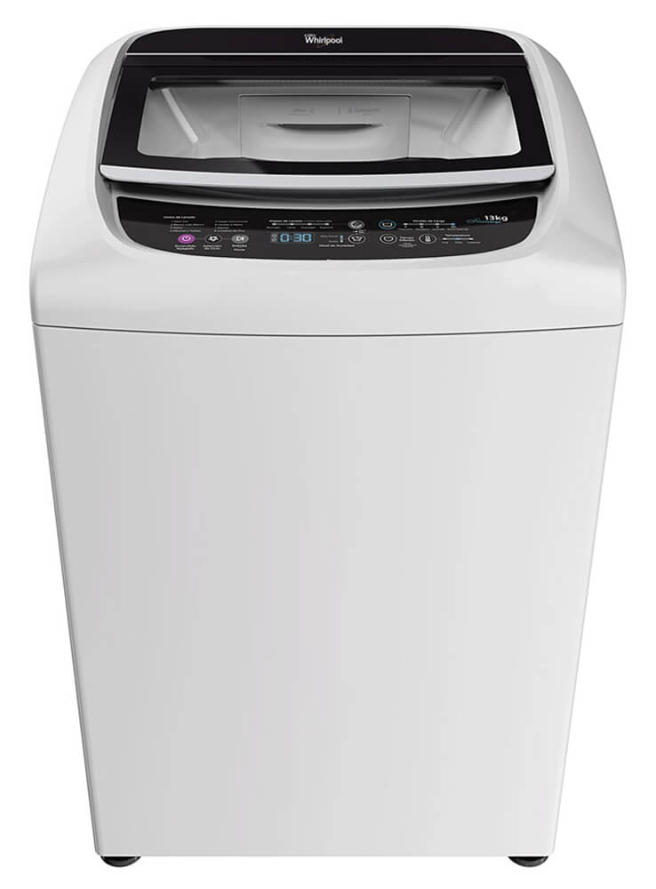 Whirlpool Intelligent c/ Turbo Power – 13 Kg. – Blanco