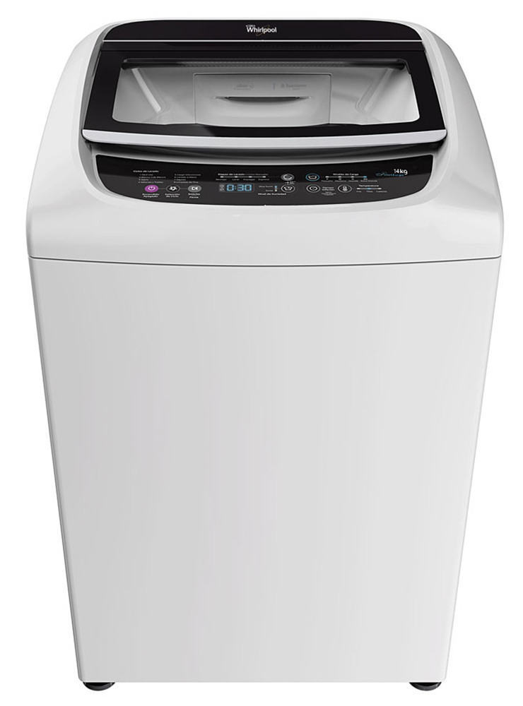Whirlpool Intelligent c/ Turbo Power – 14KG – Blanco