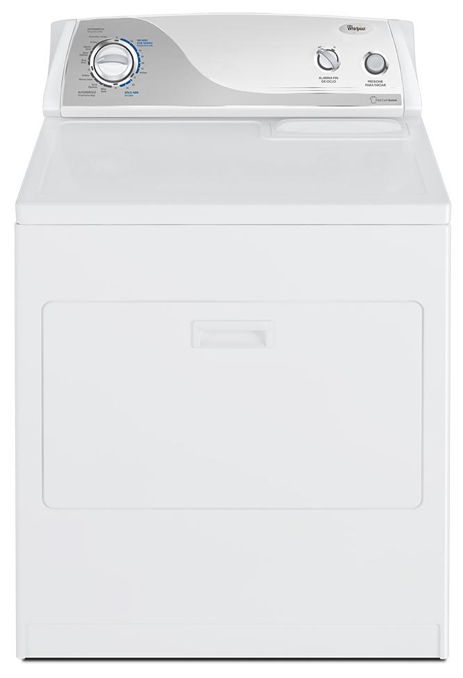Secadora a Gas Carga Frontal – 16 kg. – Blanco