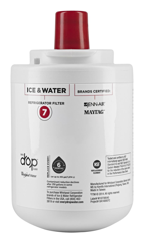 Filtro de Agua para Refrigerador – Filtro 7
