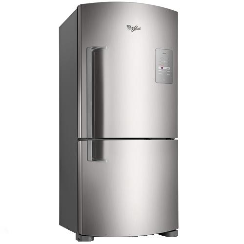 Whirlpool ecuador refrigeradores bottom mount for Refrigerador whirlpool