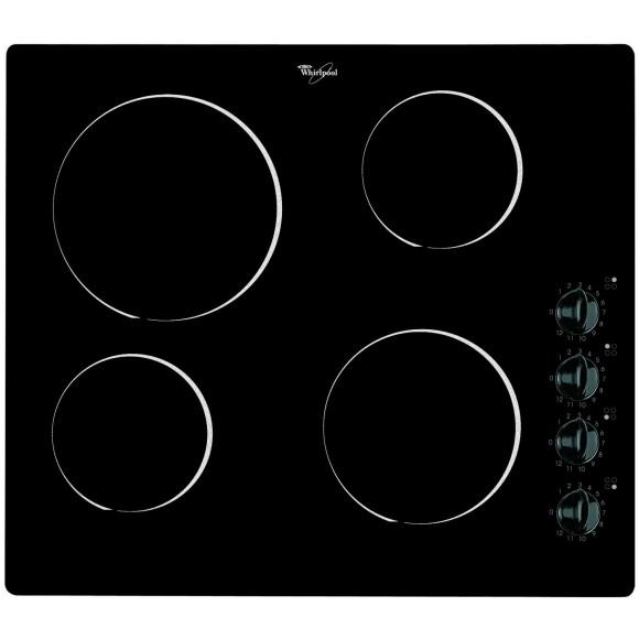 cocina electrica whirlpool akm903ne cocina empotrable 4 quemadores el ctrica