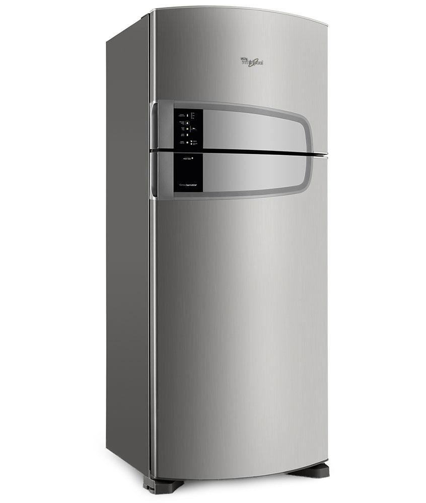 Wrm52aktww refrigerador no frost 14 pc whirlpool - Dispensador latas nevera ...