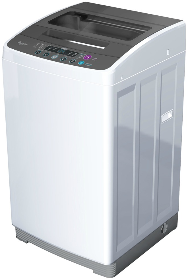 Lavadora Carga Superior Whirlpool Efficient – 8,5 Kg. – Blanco