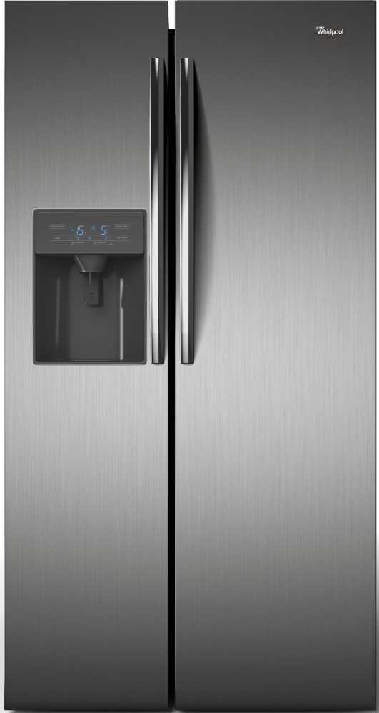 Heladera Side by Side- Whirlpool Select- 557 lts.
