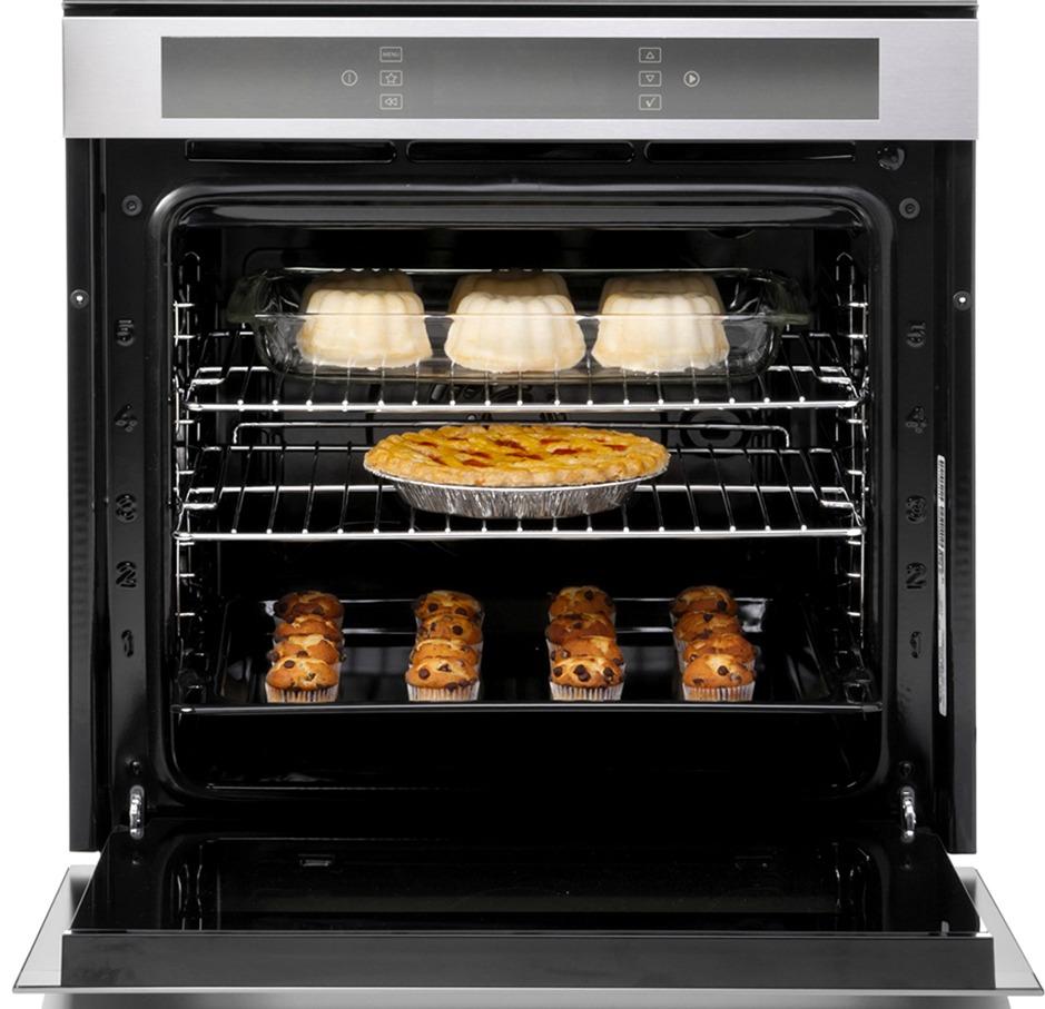 Akzm6560ixl horno de empotrar el ctrico 60 cm whirlpool for Hornos de cocina electricos