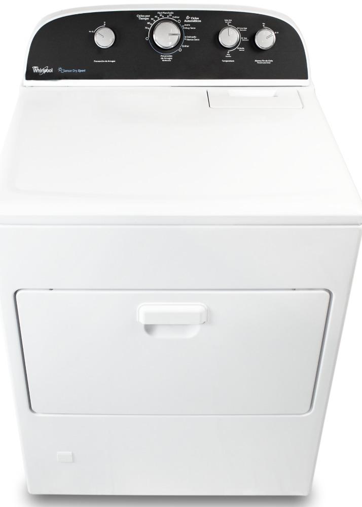 Secadora Carga Frontal Whirlpool Excel – 19 kg – Eléctrica – 220V