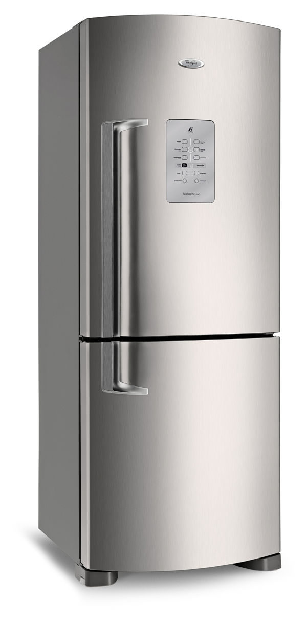 Heladera No Frost – Complete – 428 lts – Inox