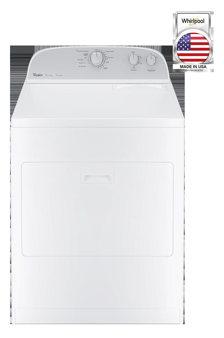 Secadora Carga Frontal Whirlpool Excel – 18 kg – Eléctrica – 220V
