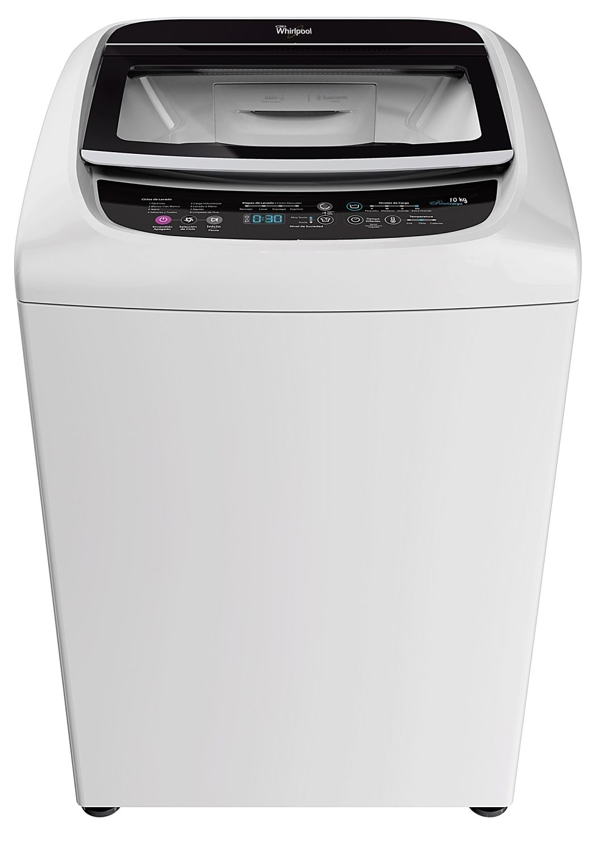 Lavarropas Intelligent – Carga superior – 10 Kg – Blanco