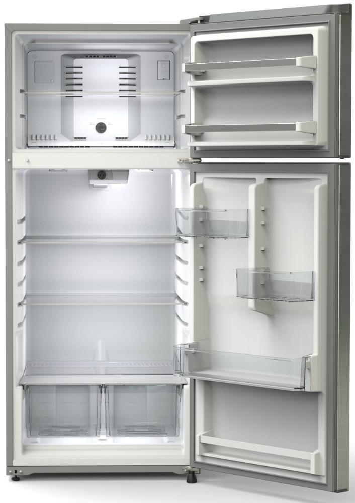 Lwt1615d centro am rica refrigerador no frost 16 pc for Refrigerador whirlpool