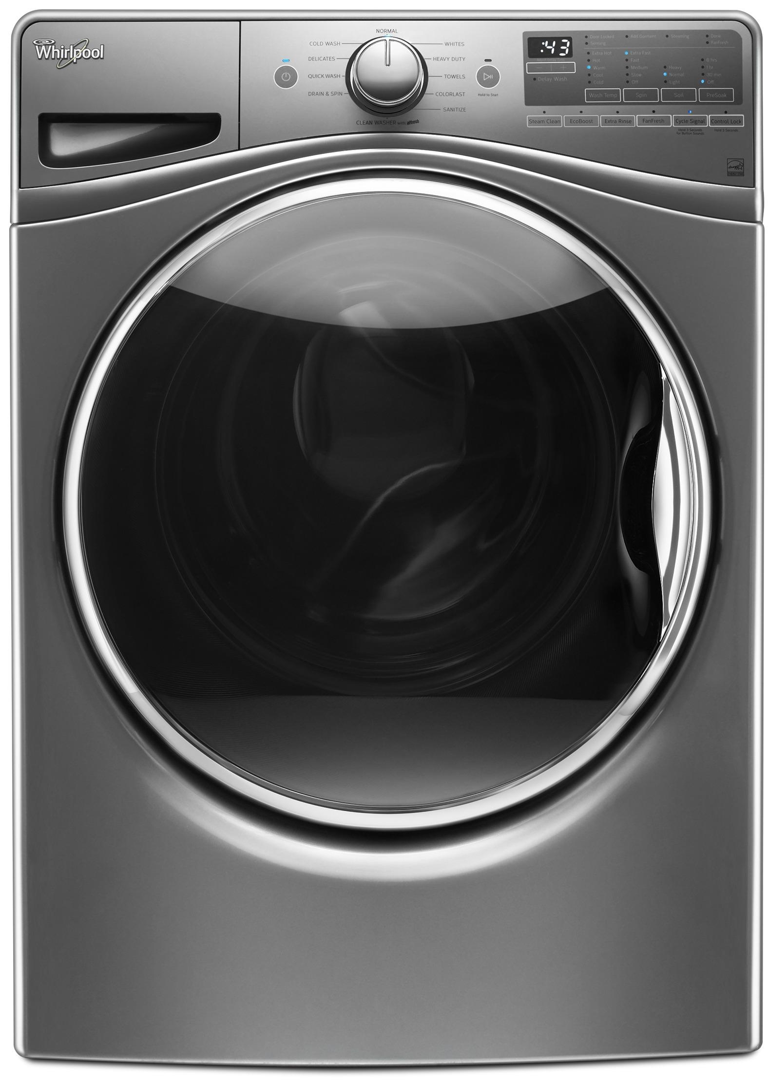 Lavadora Carga Frontal – Whirlpool Optimus – 20 kg