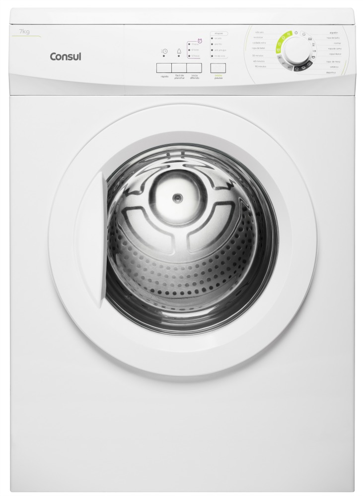 Secadora Carga Frontal 7 kg