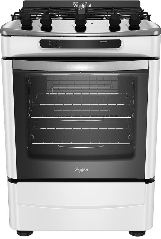 Cocina – 4 hornallas – Whirlpool Complete – 60 cm