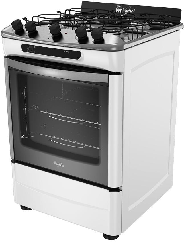 Wf160xb Argentina Cocina 4 Hornallas Whirlpool