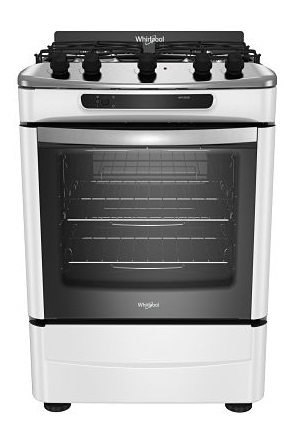 Cocina – 4 hornallas – Whirlpool Complete – 60 cm