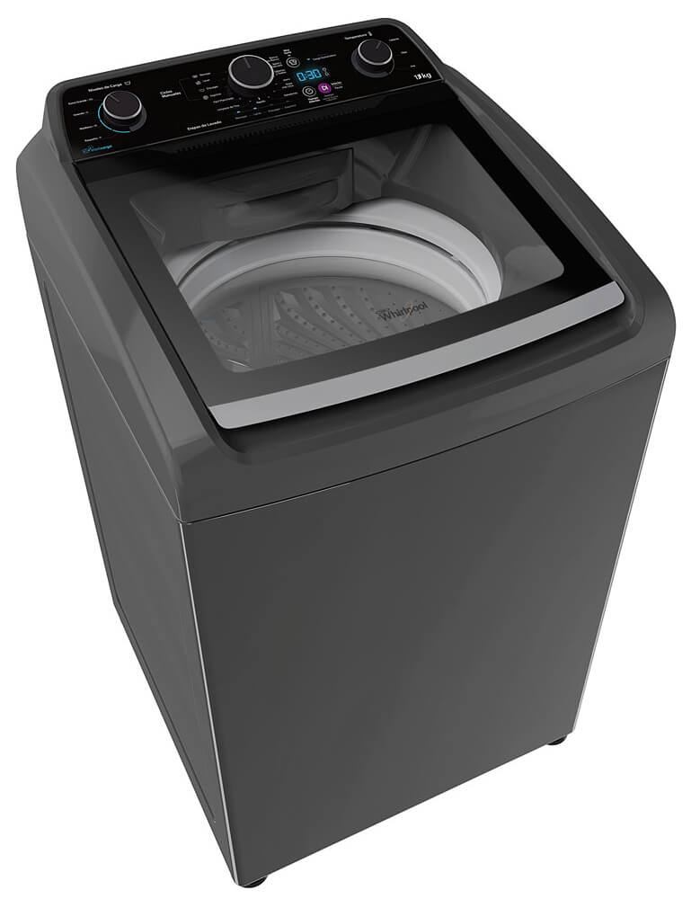 Whirlpool Intelligent c/ Jet Power – 16KG – Silver