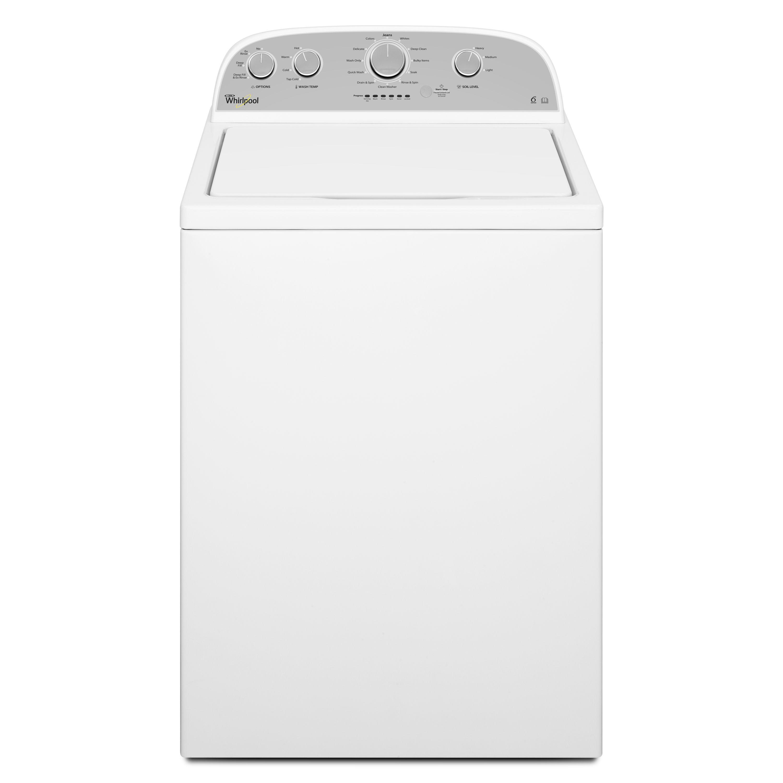 Lavarropas carga superior de 15 kg Blanco
